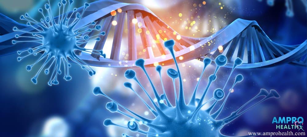 โรคมะเร็งปัจจัยเสี่ยงทางสิ่งแวดล้อมและพันธุกรรม
