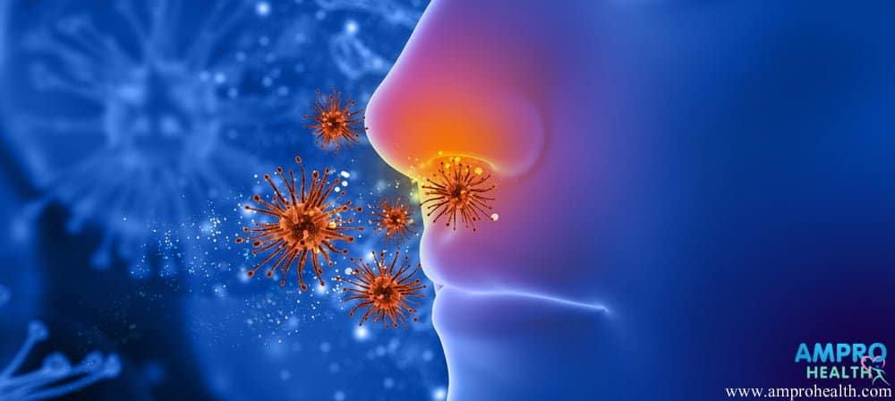 โรคมะเร็งโพรงจมูกและมะเร็งโพรงไซนัส