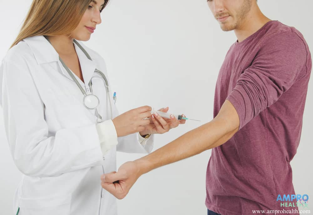 Total PSA สารตรวจวัดค่ามะเร็งต่อมลูกหมาก
