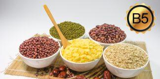กรดแพนโทเธนิคหรือวิตามินบี 5 (Pantothenic Acid หรือ Vitamin B5)