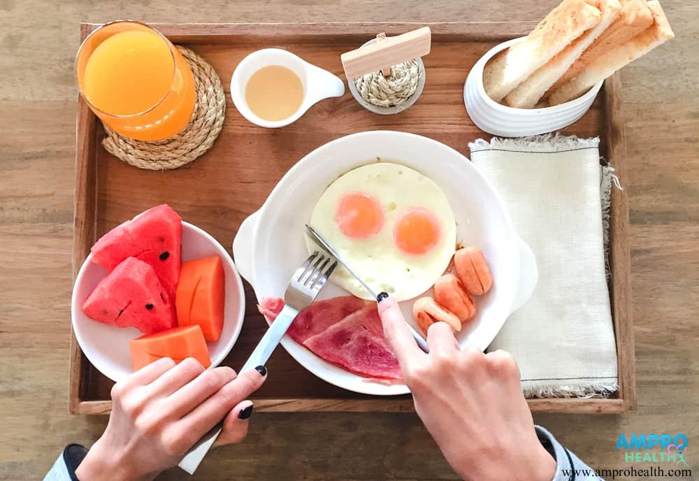 รับประทานอาหารเช้าช่วยป้องกันโรคอ้วนได้