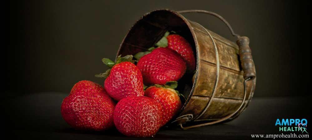 สตรอว์เบอร์รี (Strawberry) ประโยชน์มากมายคุณค่าหลากหลาย