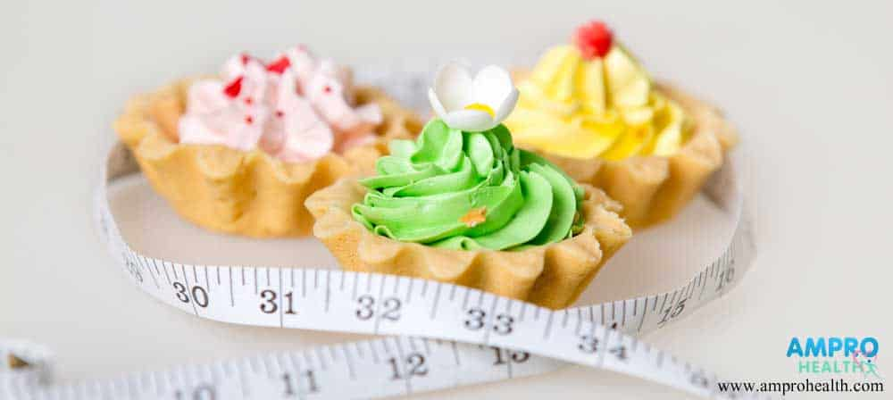 การติดตามพฤติกรรมบริโภคในการลดน้ำหนัก