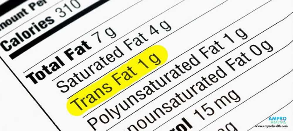 ชนิดของกรดไขมัน (Fatty Acid) และไขมันทรานส์ (Trans Fat)