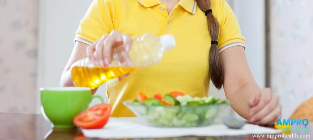 การจำแนกประเภทของน้ำมันที่ใช้ในการปรุงอาหาร