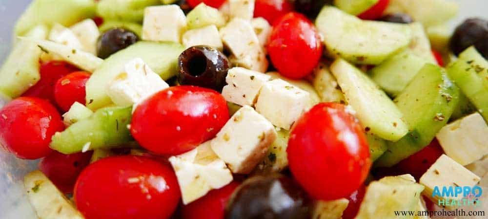 อาหารมังสวิรัติสำหรับผู้ป่วยเบาหวาน