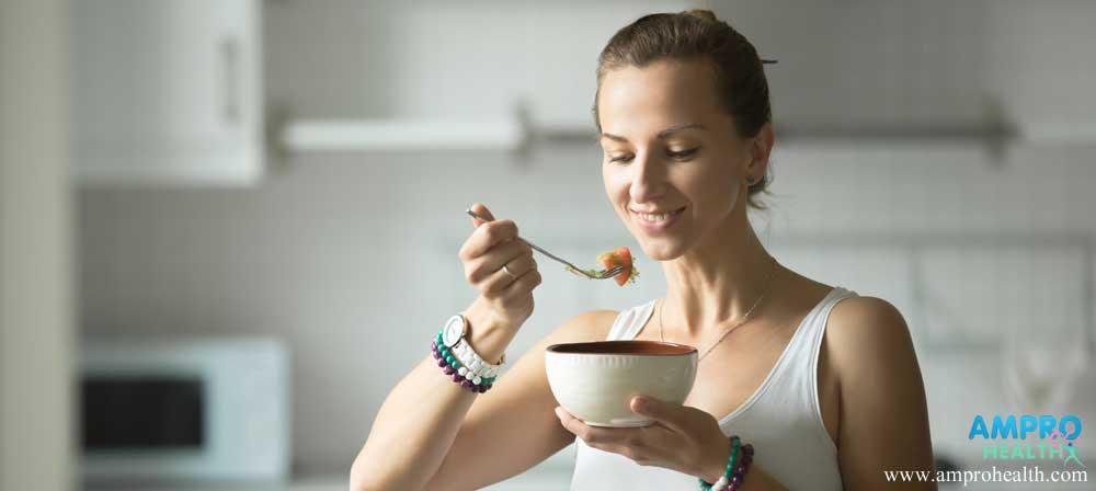 เมื่ออาหารเข้าปาก เกิดกระบวนการอะไรขึ้นในร่างกาย