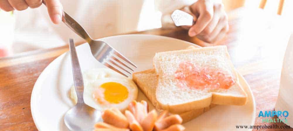 อาหารบำบัดอาการเหนื่อยล้าเรื้อรัง
