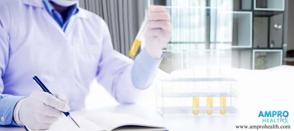 การตรวจปัสสาวะหาค่า Urine Phosphorus