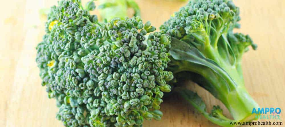 ประโยชน์ของบร็อคโคลี (Broccoli)