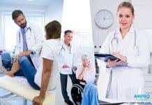 การพบแพทย์ การรักษา การประเมินผล และการติดตามผลผู้ป่วยมะเร็ง
