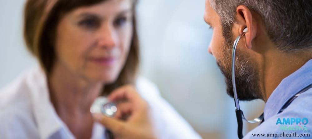การพบแพทย์ตรงตามโรคเพื่อการประเมินผลและการติดตามผลผู้ป่วยมะเร็ง
