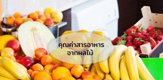 ผลไม้ที่มีตามฤดูกาล แอปริคอต แอปเปิ้ล สับปะรด กล้วย องุ่น