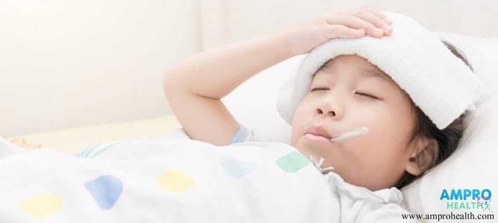 อาการไข้สูงเฉียบพลัน ( Acute Febrile illness )