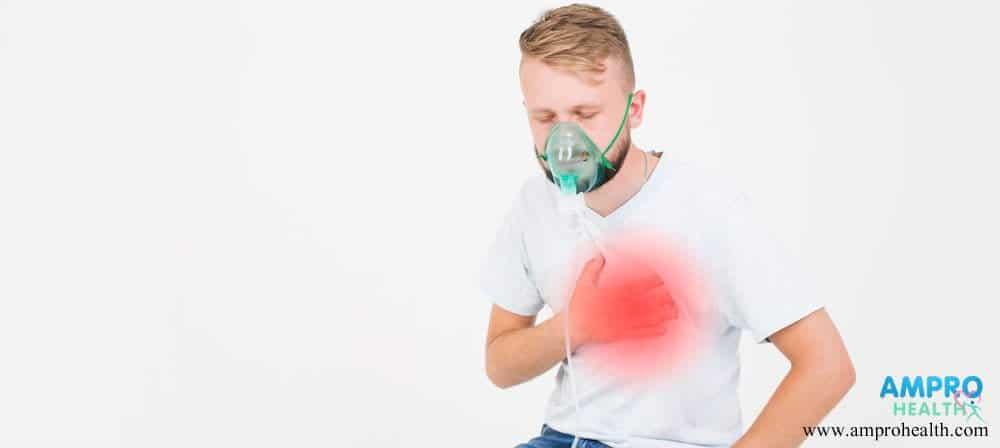 อาการหายใจลำบาก ( Dyspnea )