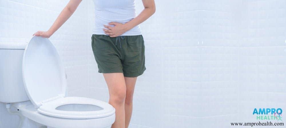 อาการท้องเสีย ( Diarrhed )