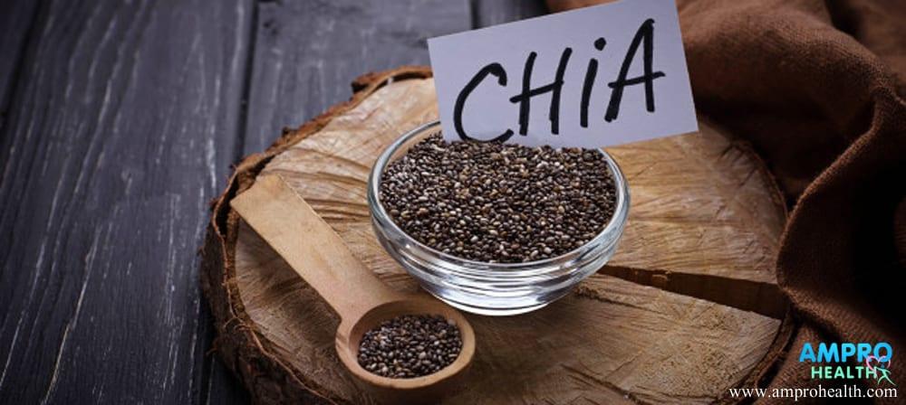 น้ำมันเมล็ดเจีย ( Chia Seed Oil Cold Pressed )